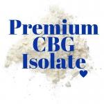CBG Isolate (Premium) w/ COA